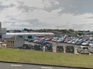 Attention Large Yard Users - Wairau Valley - Industrial For Lease