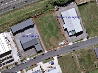 New Plymouth Commercial Property For Sale Taranaki: Prime site for sale - Land/Development Site For Sale