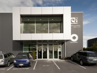 Christchurch City Office Space For Lease: Modern Office with Excellent Natural Light - Office For Lease