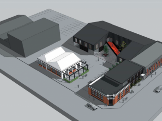 Hastings Commercial Property For Lease Hawkes Bay: Exciting CBD Development - Character Space / Office / Retail For Lease