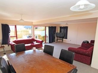 North Dunedin Flatmates Wanted Otago: 6 Bedroom Flat- North Dunedin