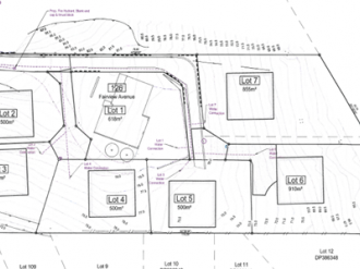 Fairview Heights Properties For Sale Fairview Heights, North Shore: Build your dream home on the heights!