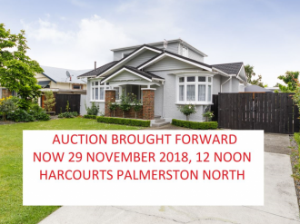Terrace End Properties For Sale Palmerston North: Lots to Love on Limbrick! Auction