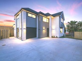 New Lynn Properties For Sale New Lynn, West Auckland: Brand New Modern Contemporary Living