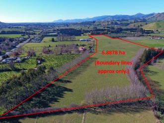 Wakefield Properties For Sale Tasman: Prime Horticultural Lifestyle