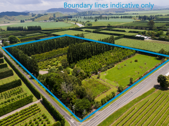 Gisborne Lifestyle Properties For Sale Gisborne: This will be an Exciting Project! - Rural/Lifestyle For Sale