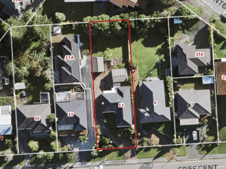 Lynfield Properties For Sale Lynfield, Auckland Central: Section in Lynfield, Potential Sea View