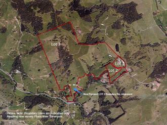 Makarau Properties For Sale Makarau, Rodney: BIG, BOLD & Beautiful - 51ha of land