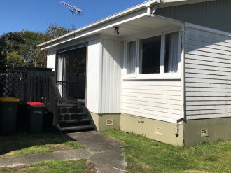 Papatoetoe Rental Properties South Auckland: Must See - 1 Bedroom Unit