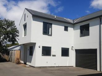 Addington Rental Properties Addington, Christchurch: Rear Townhouse in Vibrant Addington